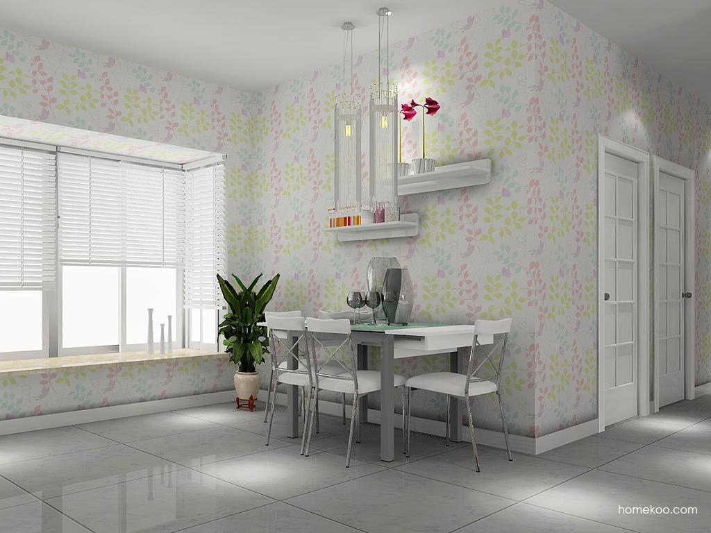 浪漫主义餐厅家具E2210