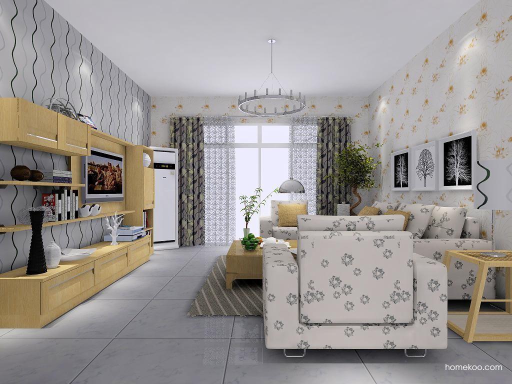 丹麦本色家具D7407
