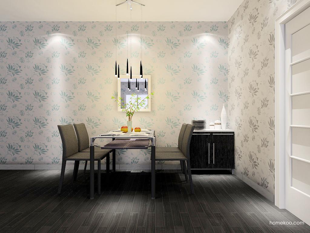 简约主义餐厅家具E2225