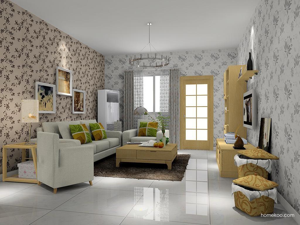 丹麦本色家具D7424