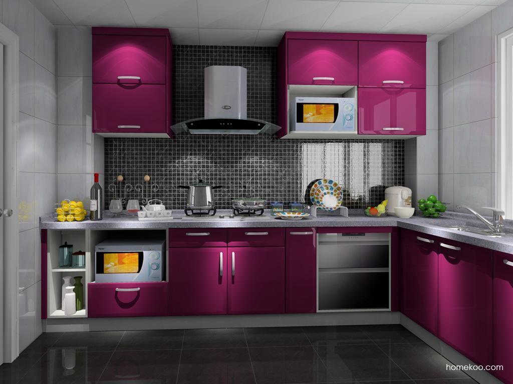 紫晶魅影橱柜F8344