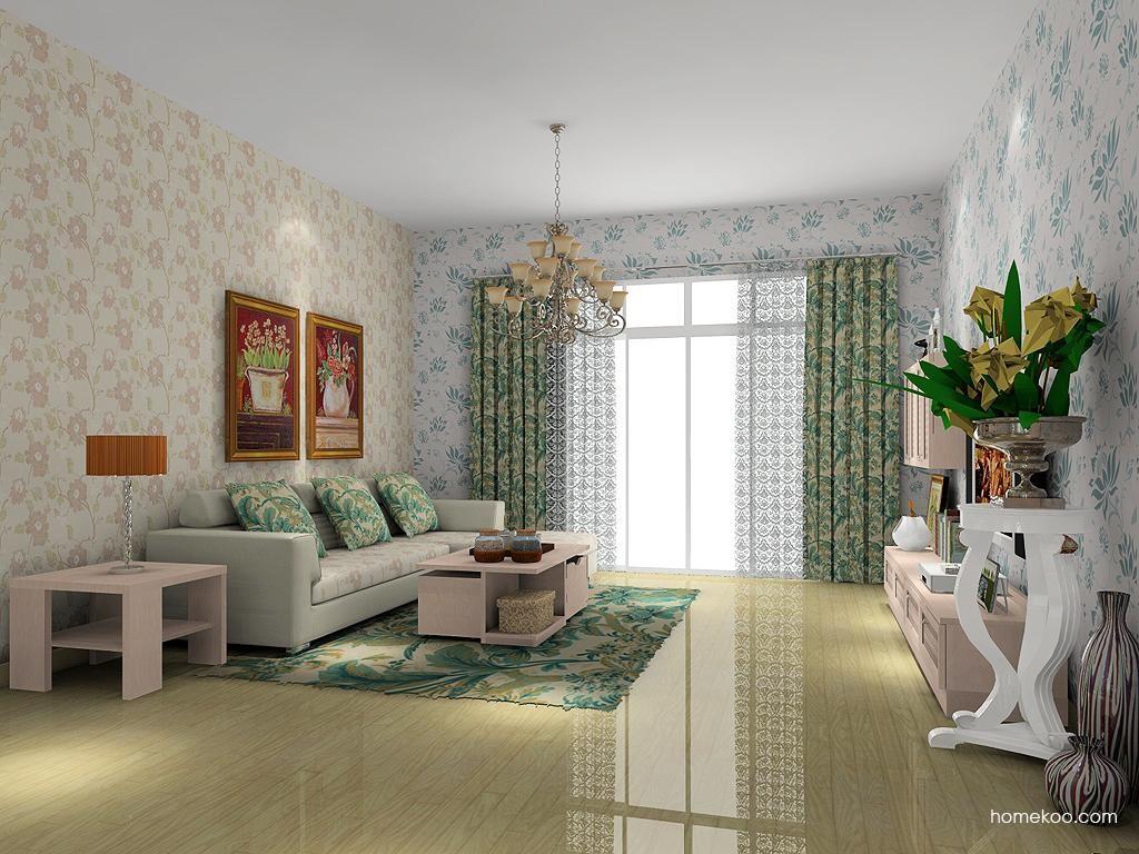 北欧阳光客厅家具D7439