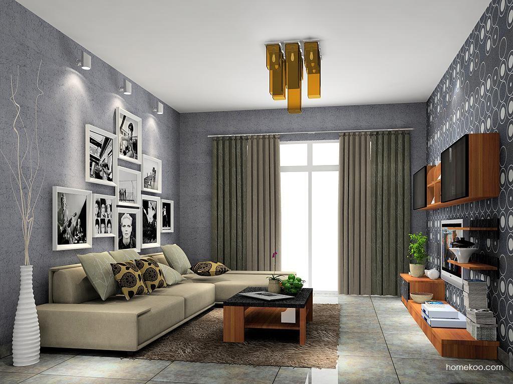 德国森林客厅家具D7436