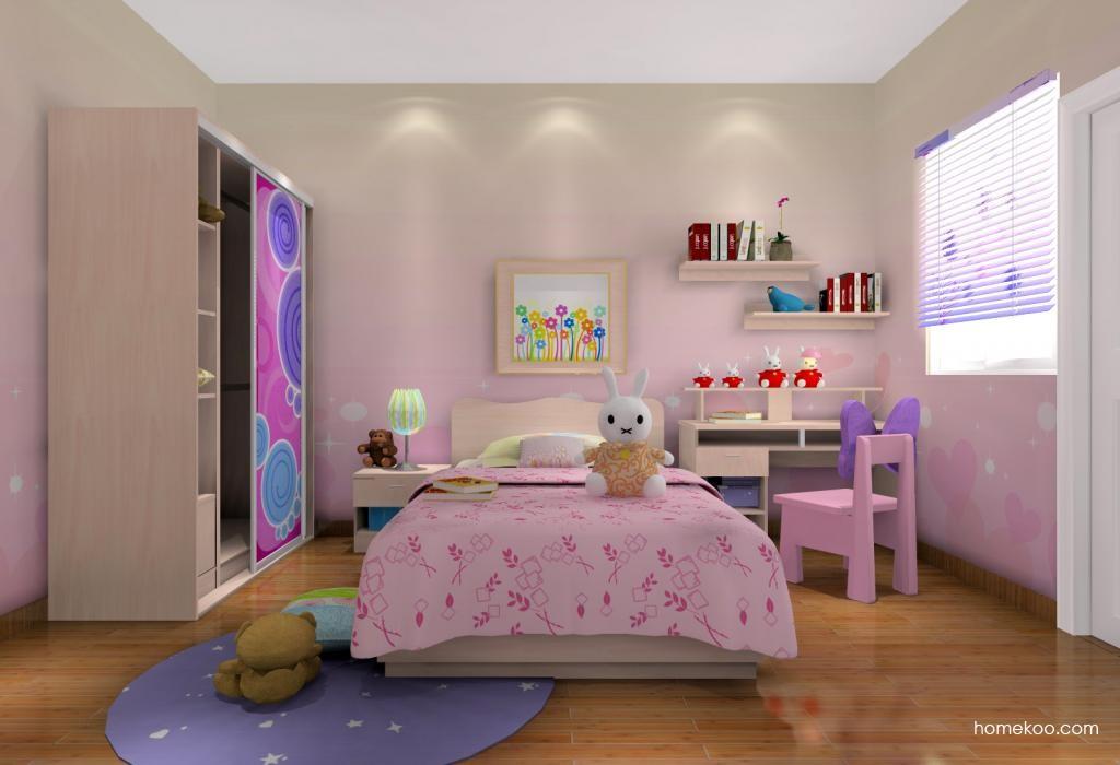 女孩的梦青少年房B7223
