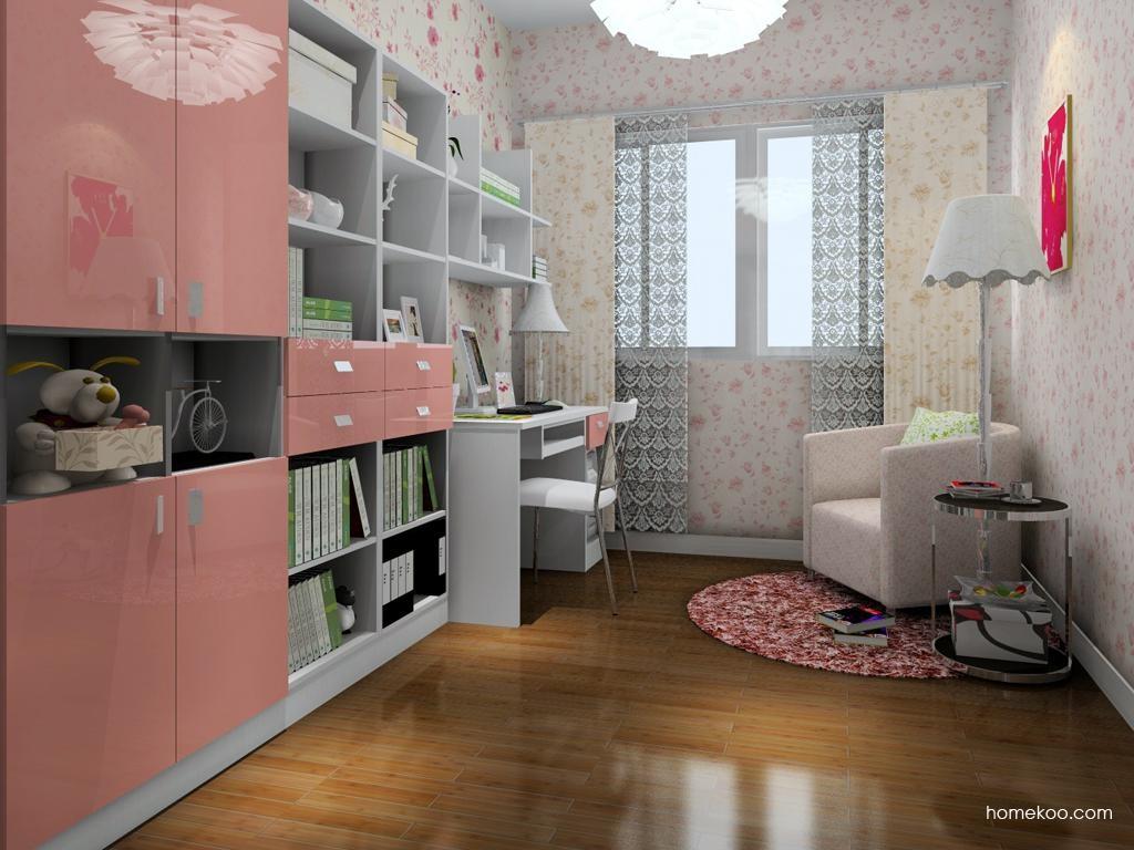 浪漫主义书房家具C4786