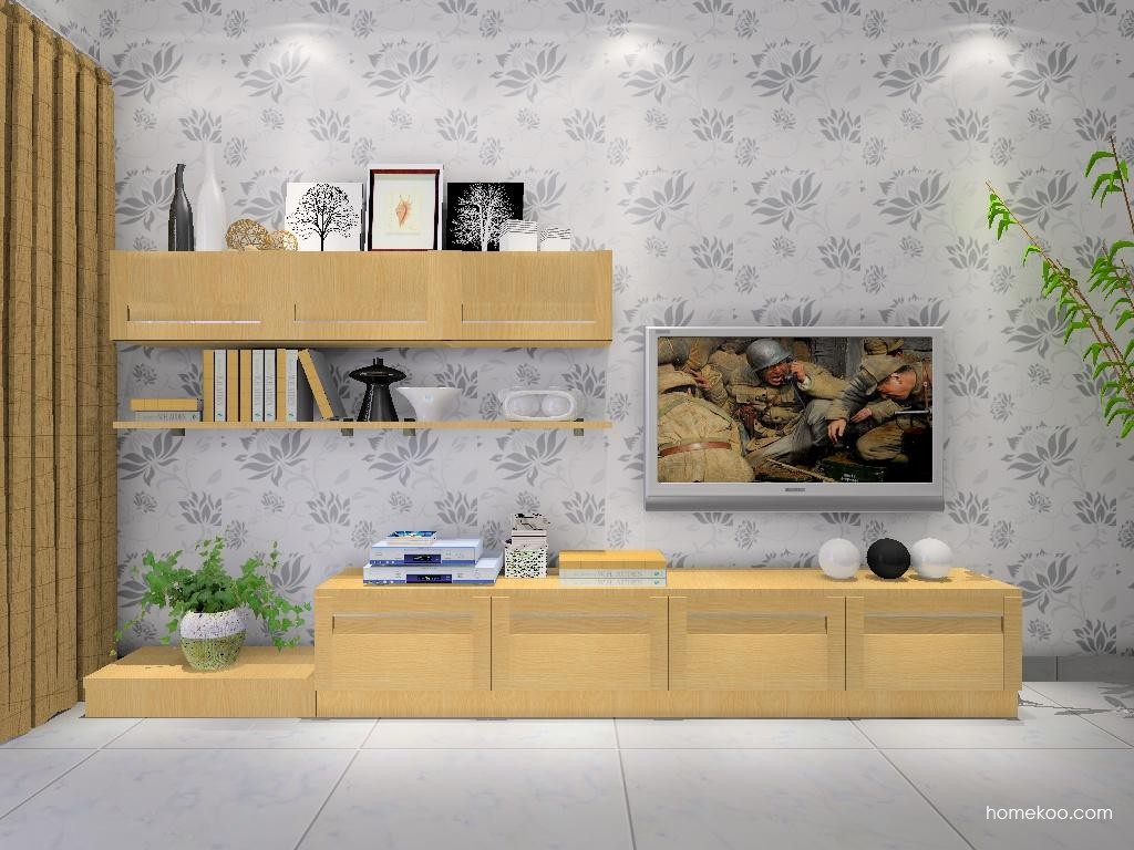 丹麦本色客厅家具D7303