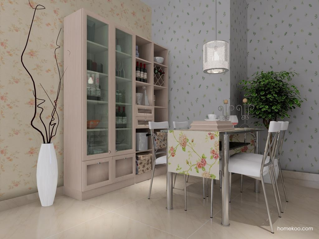 北欧阳光餐厅家具E2125