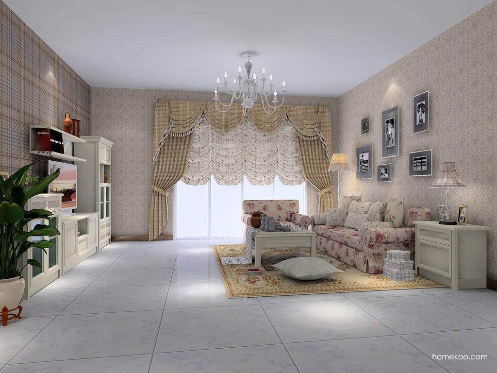 英伦印象客厅家具D7346