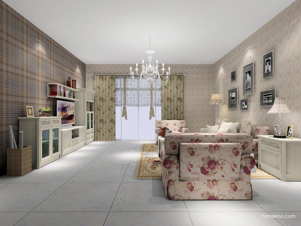英伦印象客厅家具D7336