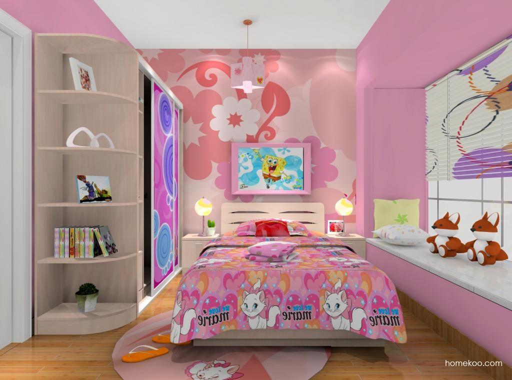 女孩的梦青少年房B7291