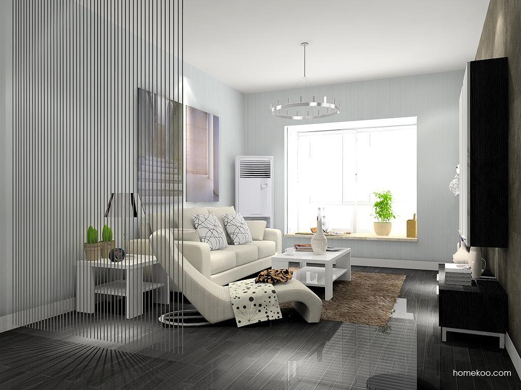 简约主义客厅家具D7486