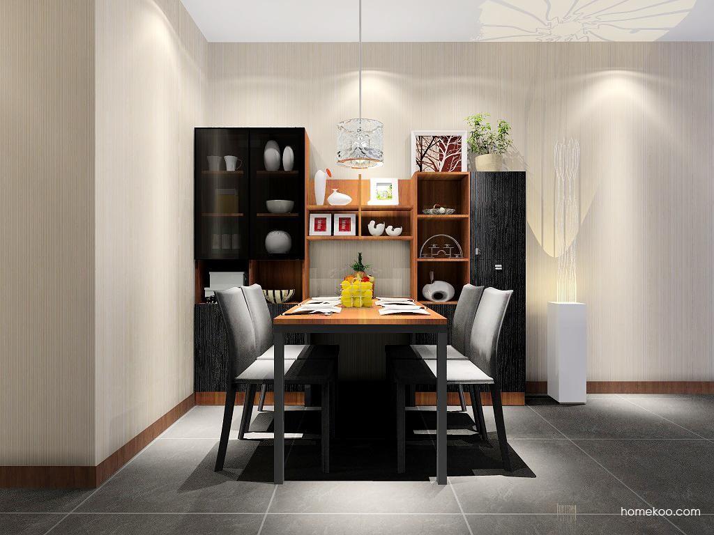 德国森林餐厅家具E2156