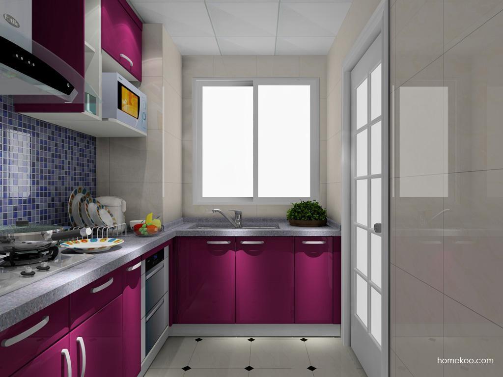 紫晶魅影橱柜F8223