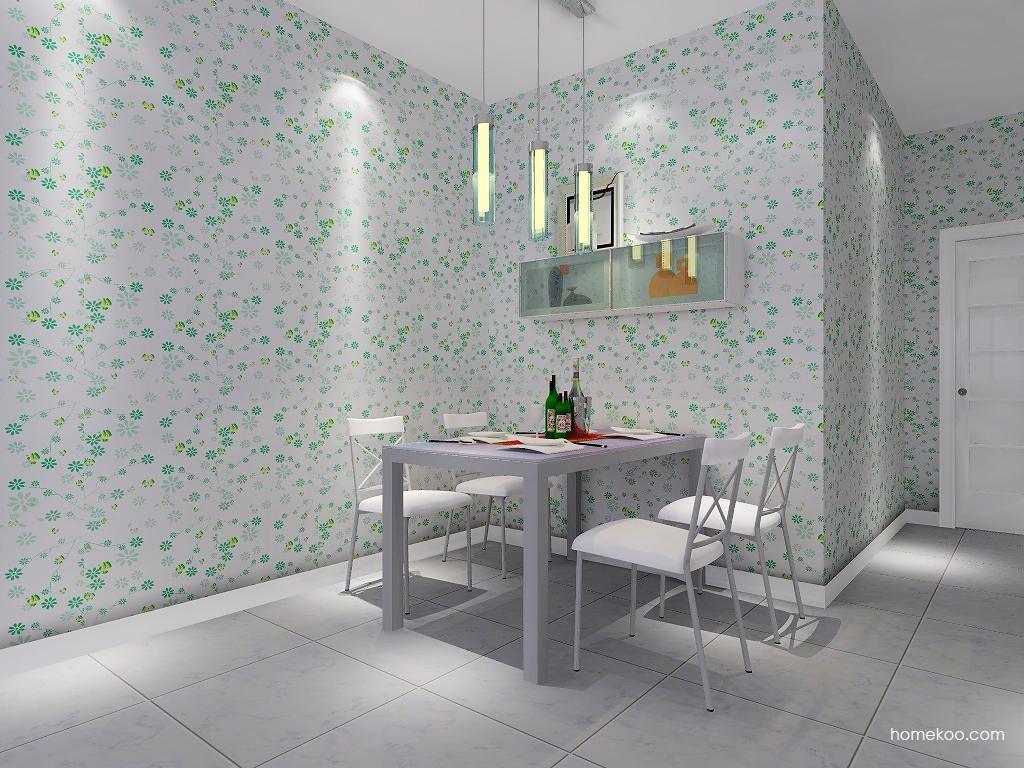浪漫主义餐厅家具E2178