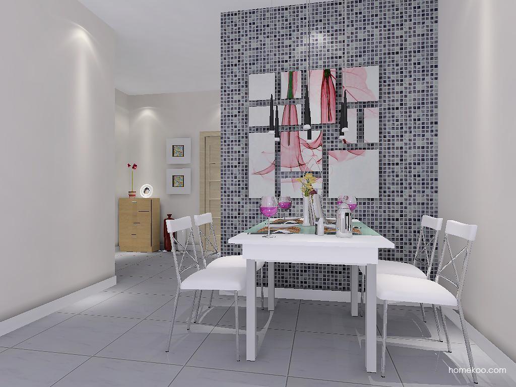 新实用主义餐厅家具E2164