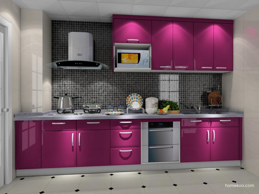 紫晶魅影橱柜F8018