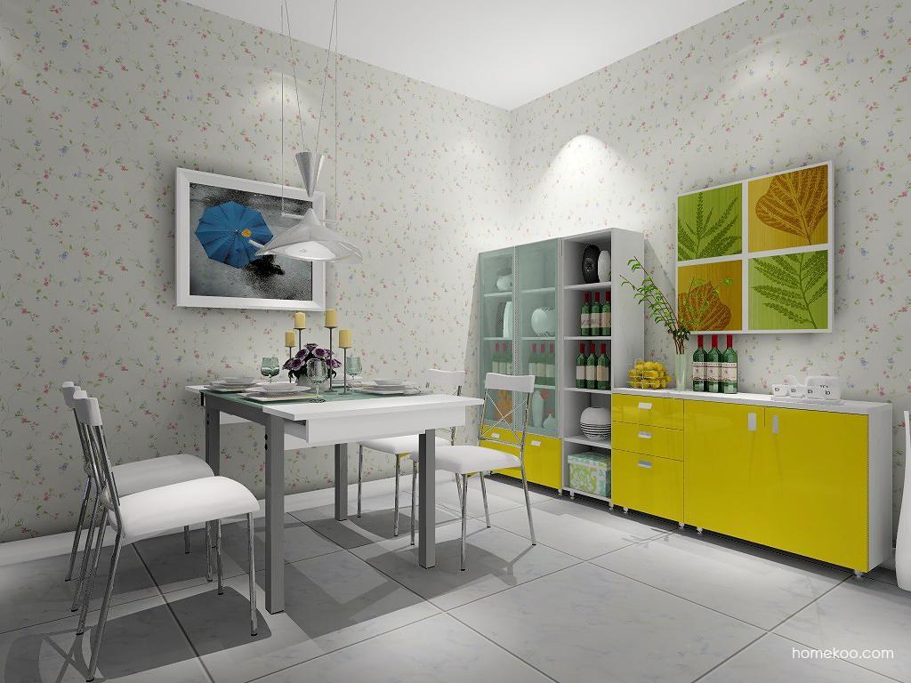浪漫主义餐厅家具E2117