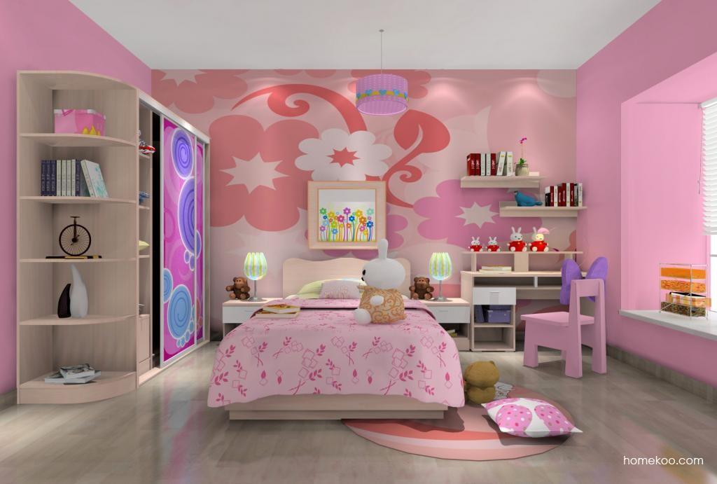 女孩的梦青少年房B7142