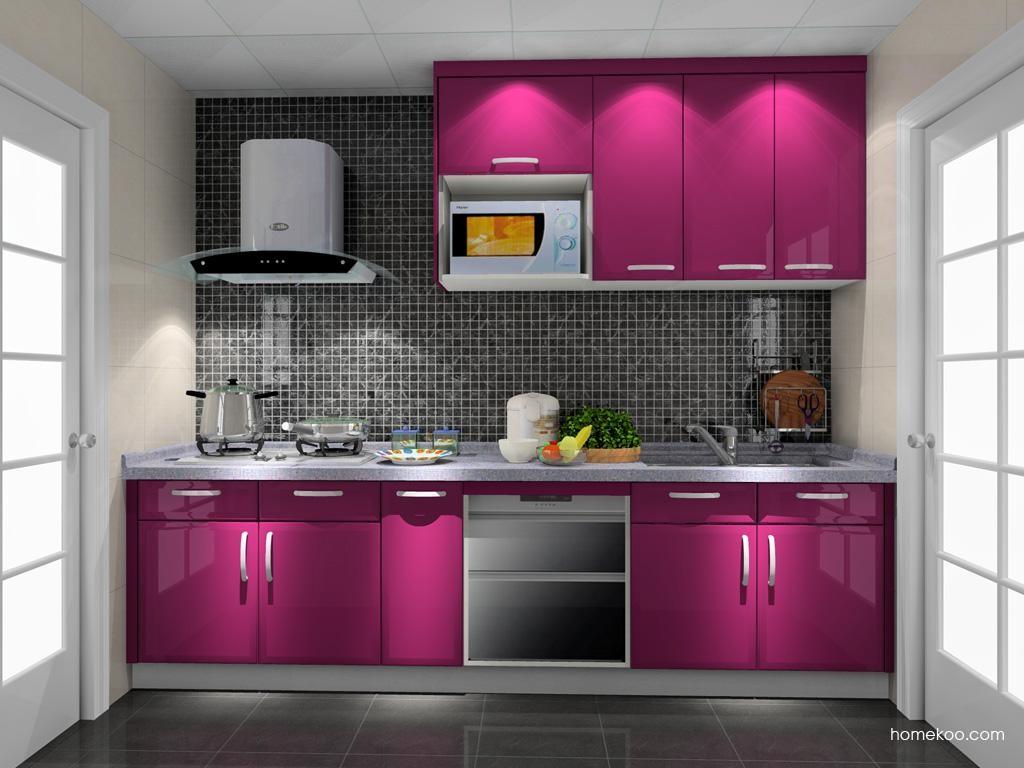 紫晶魅影橱柜F8068