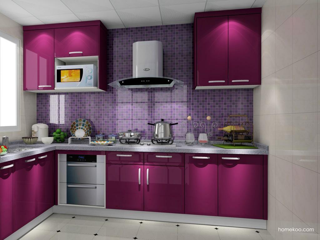 紫晶魅影橱柜F8178