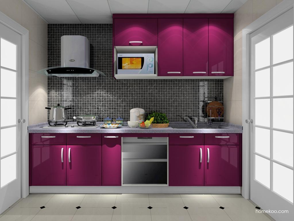 紫晶魅影橱柜F8172