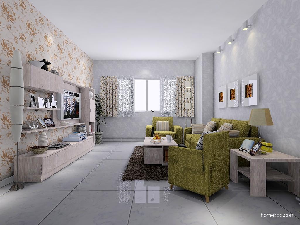 新实用主义客厅家具D7492