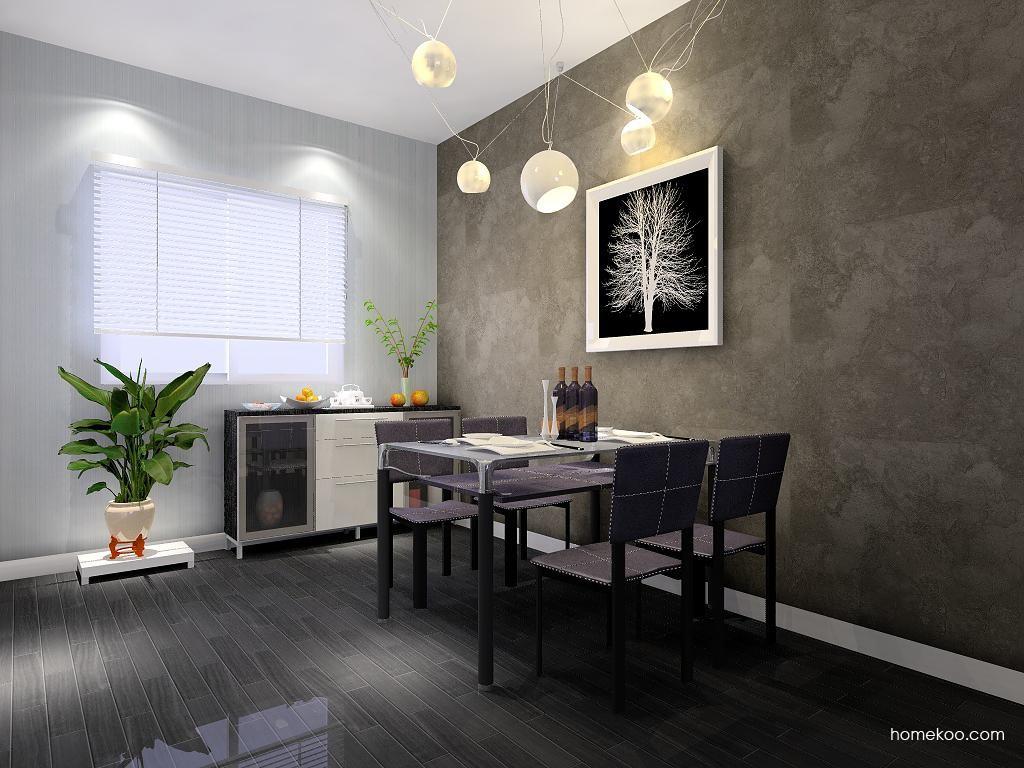 简约主义餐厅家具E4581