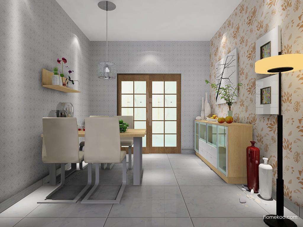 新实用主义餐厅家具E4582