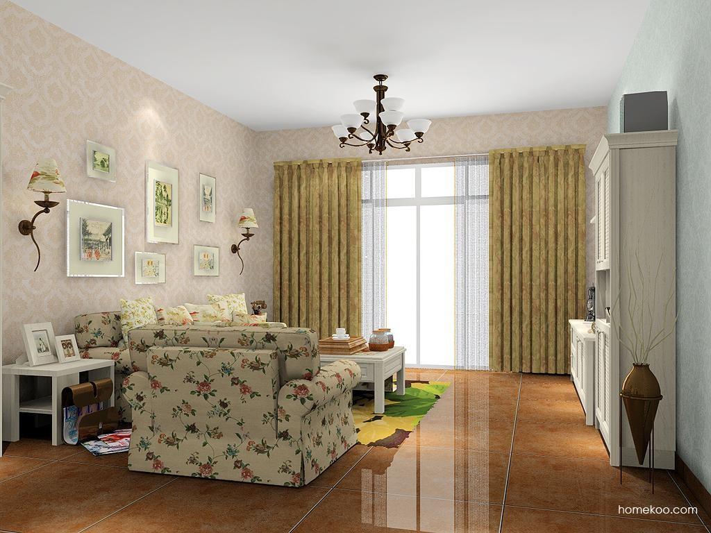 英伦印象客厅家具D7502