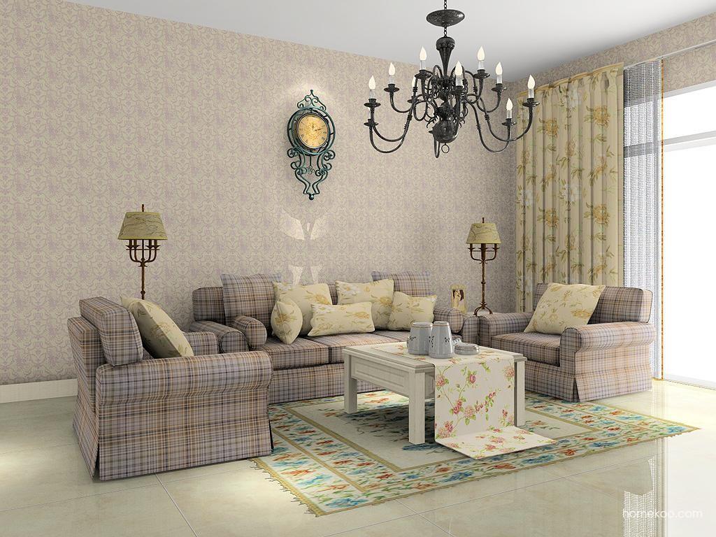 英伦印象家具D7501