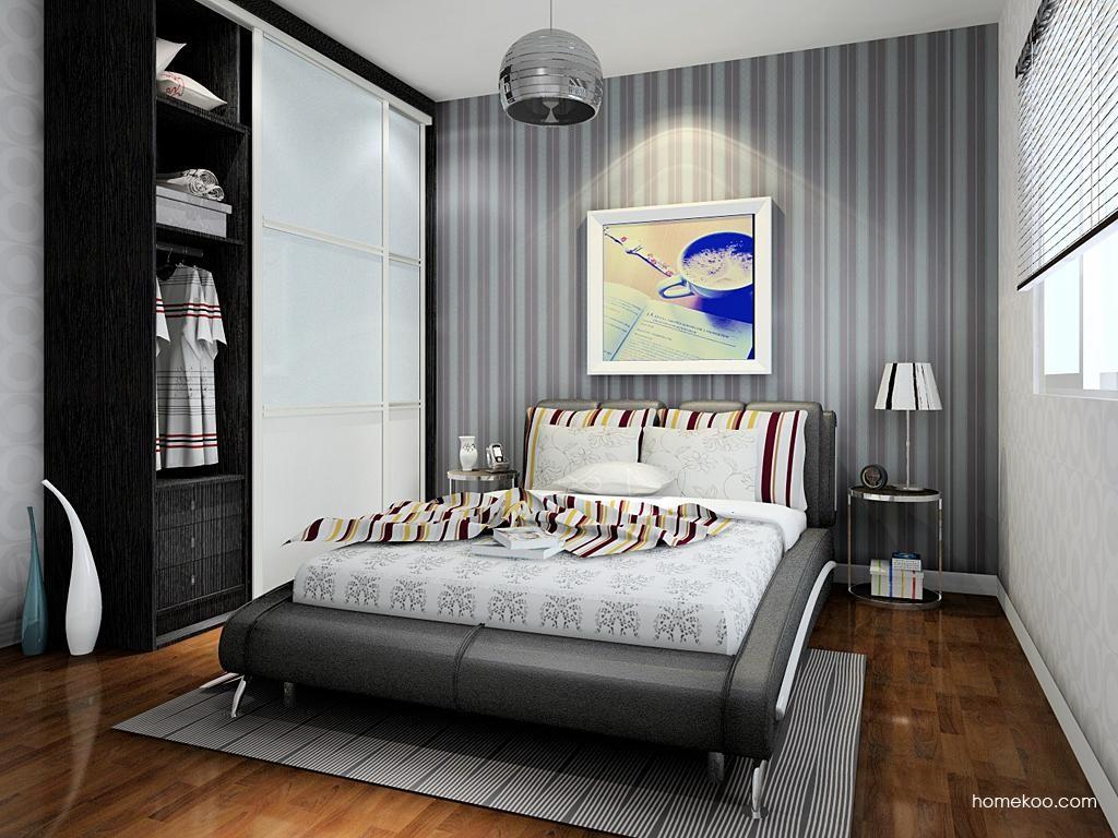 简约主义卧房家具A8010