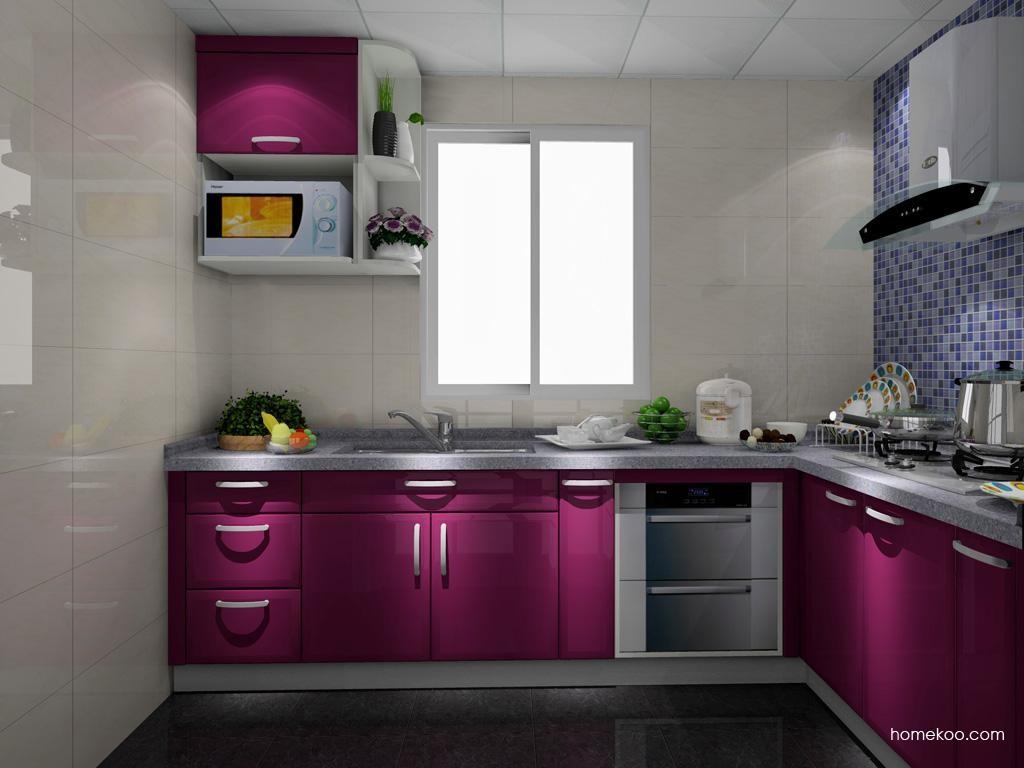 紫晶魅影橱柜F8475