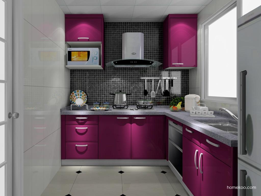 紫晶魅影橱柜F8530