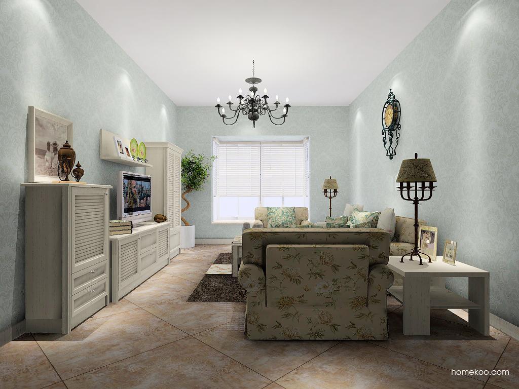 英伦印象家具D7507