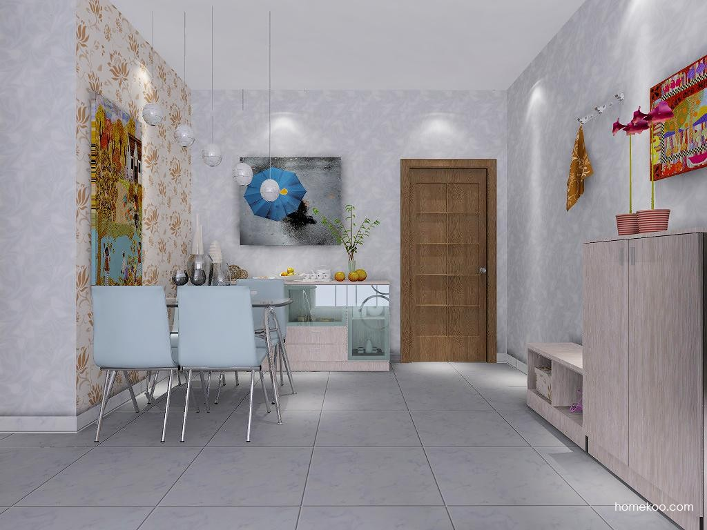 新实用主义餐厅家具E4600