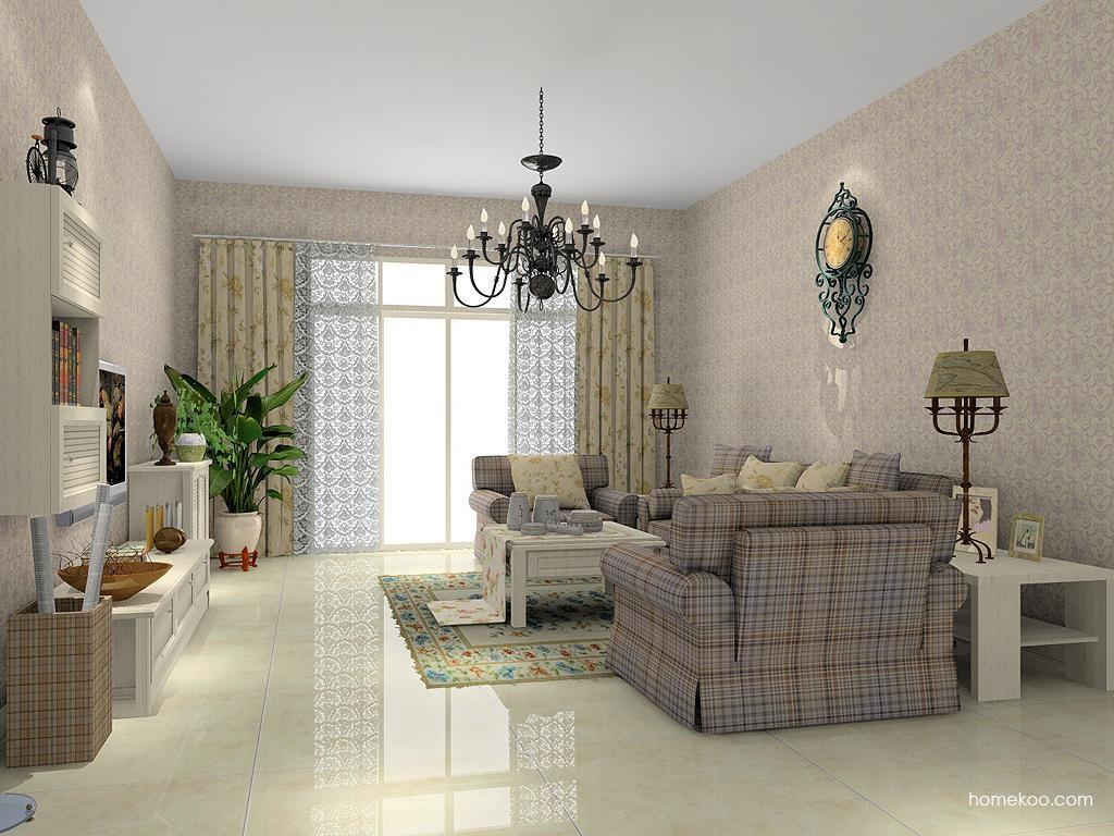 英伦印象客厅家具D7513