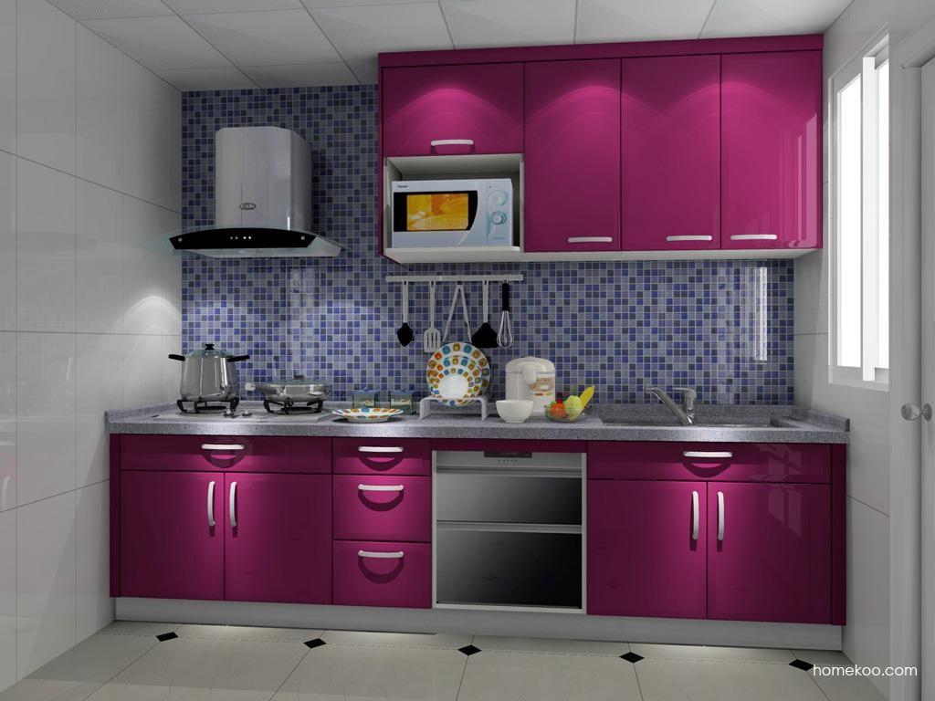 紫晶魅影橱柜F8508