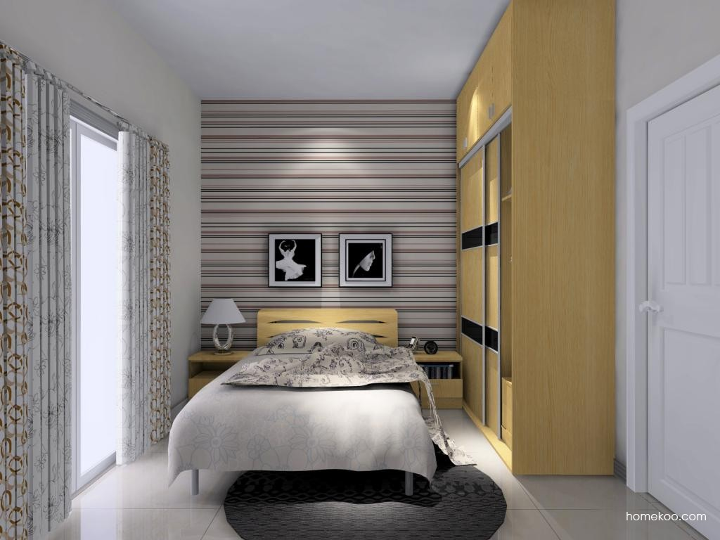 新实用主义卧房家具A8087