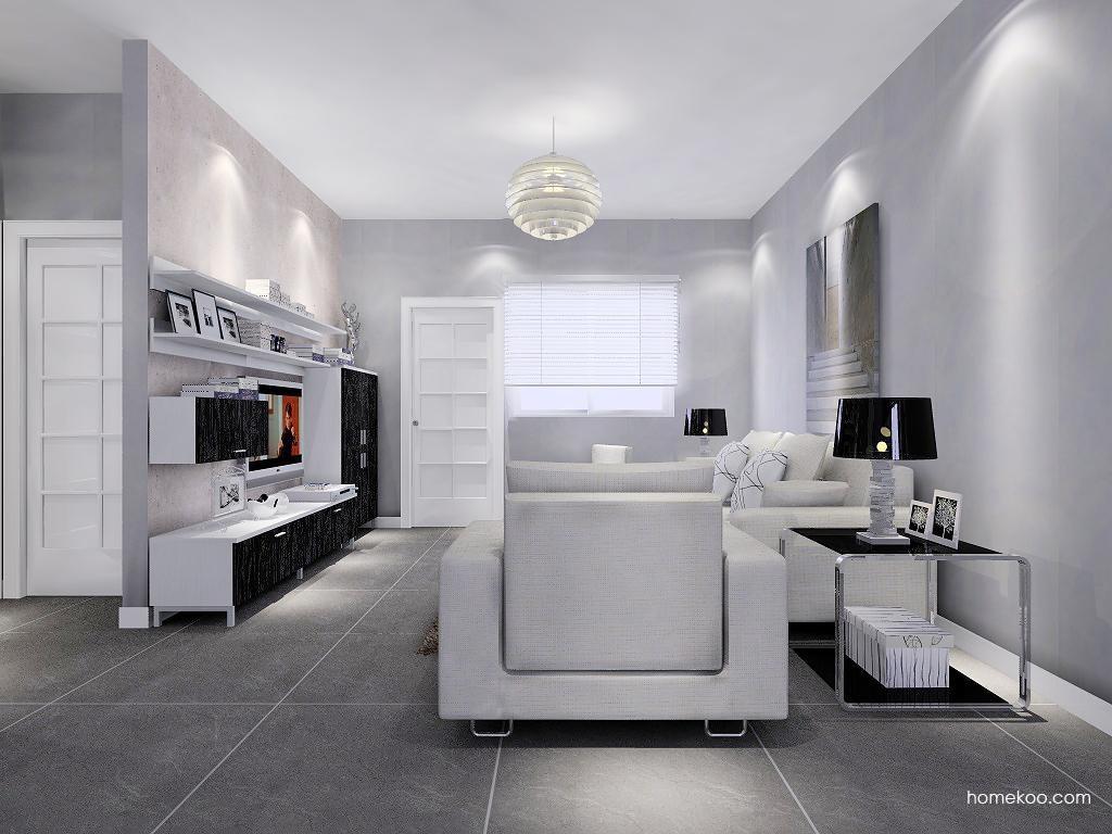简约主义客厅家具D7526