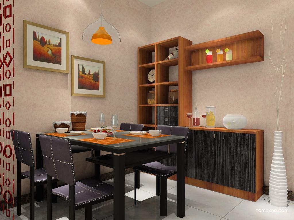 德国森林餐厅家具E7549