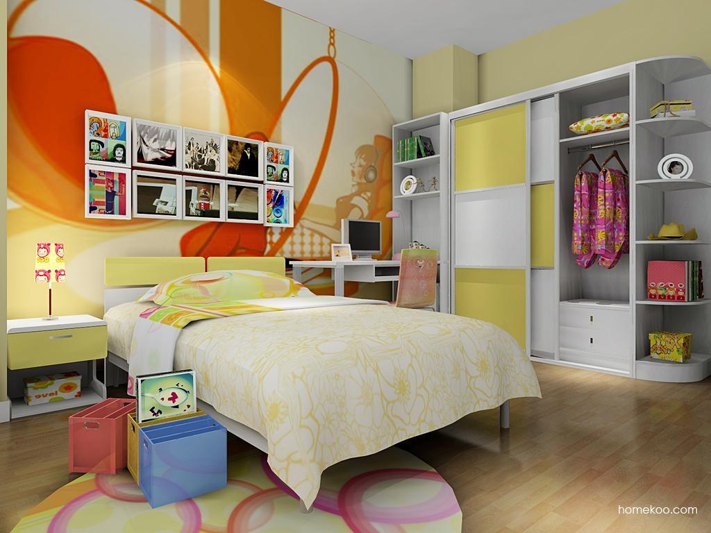 女孩的梦青少年房B7353