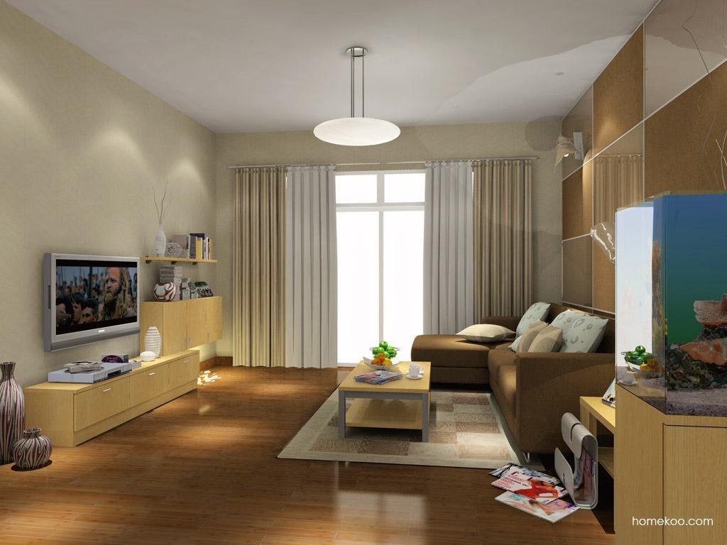 新实用主义客厅家具D7573