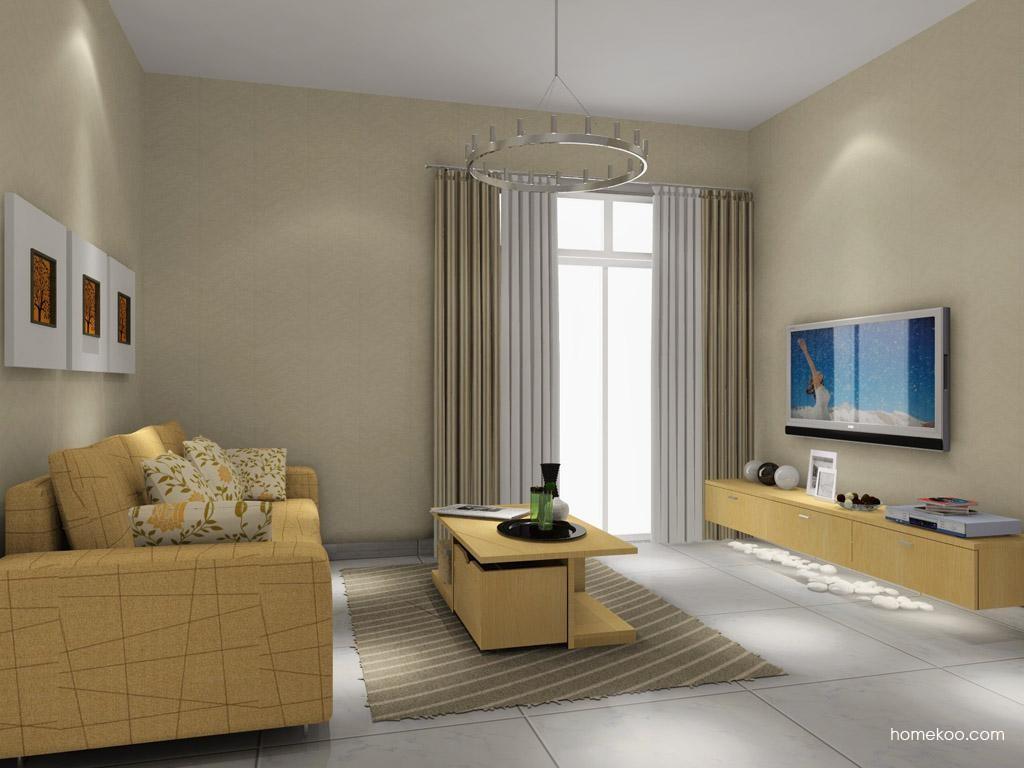 新实用主义客厅家具D7583