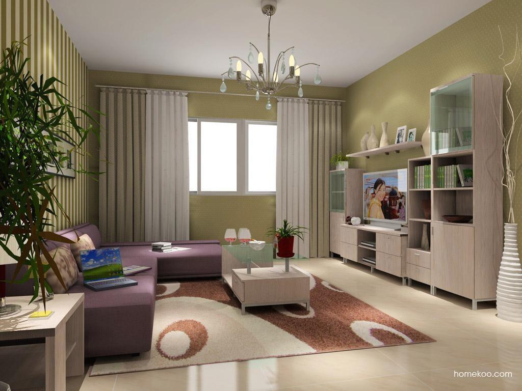 新实用主义客厅家具D7582