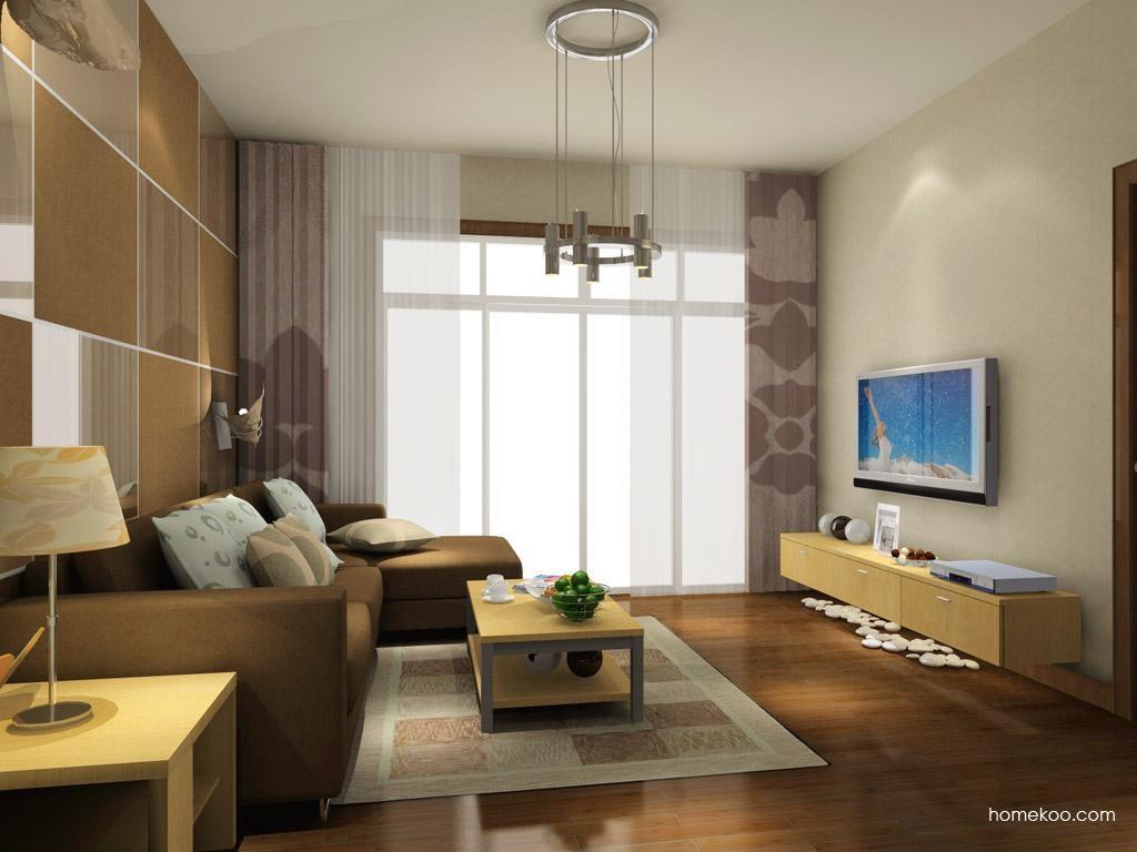 新实用主义客厅家具D7581