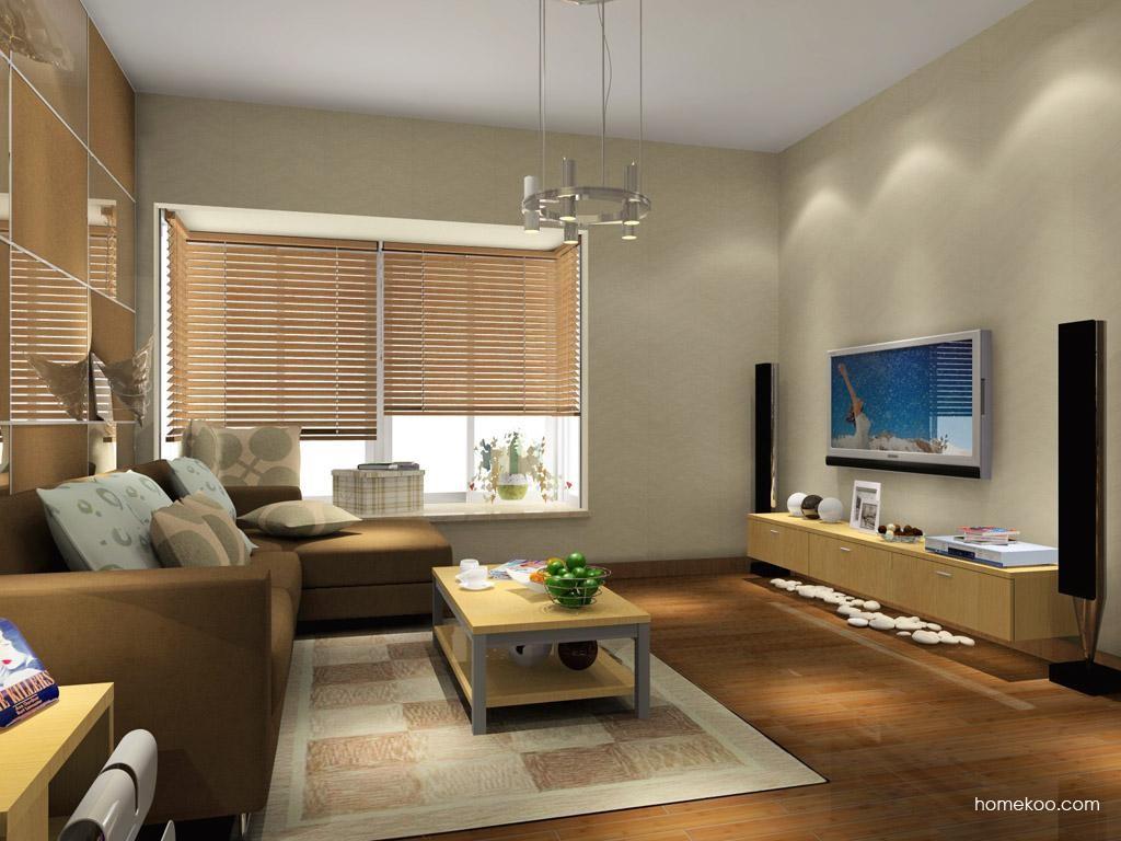 新实用主义客厅家具D7580