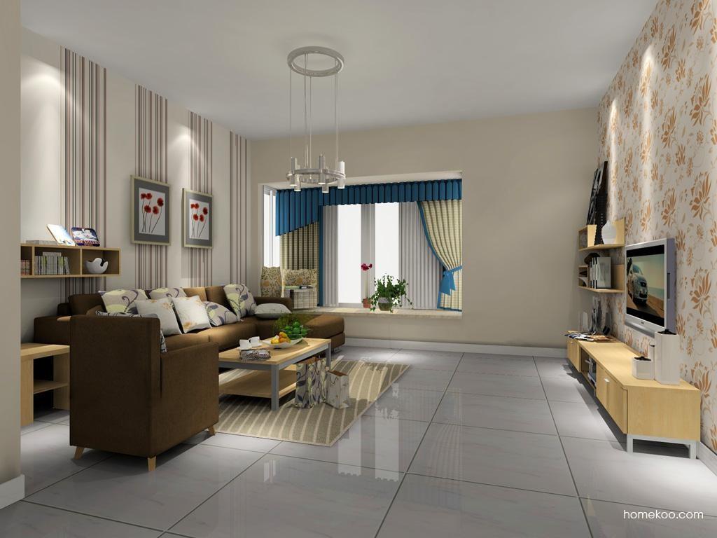 新实用主义客厅家具D7593