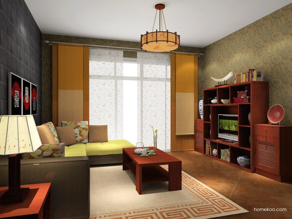 新中式主义家具D7590
