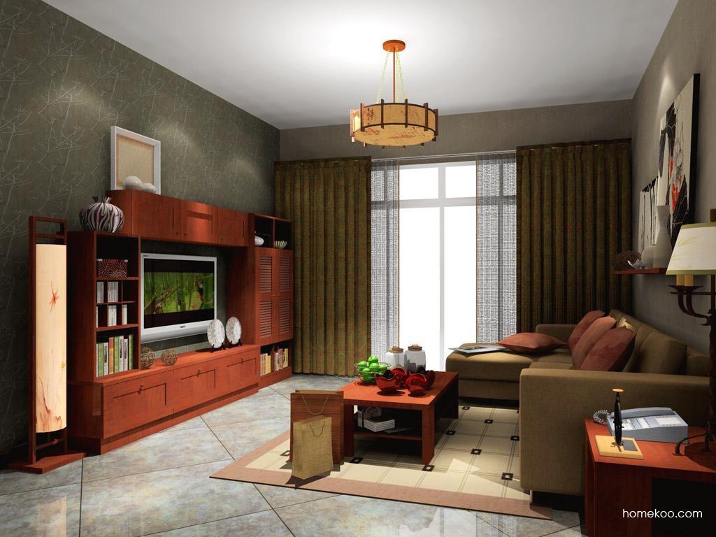 新中式主义家具D7607