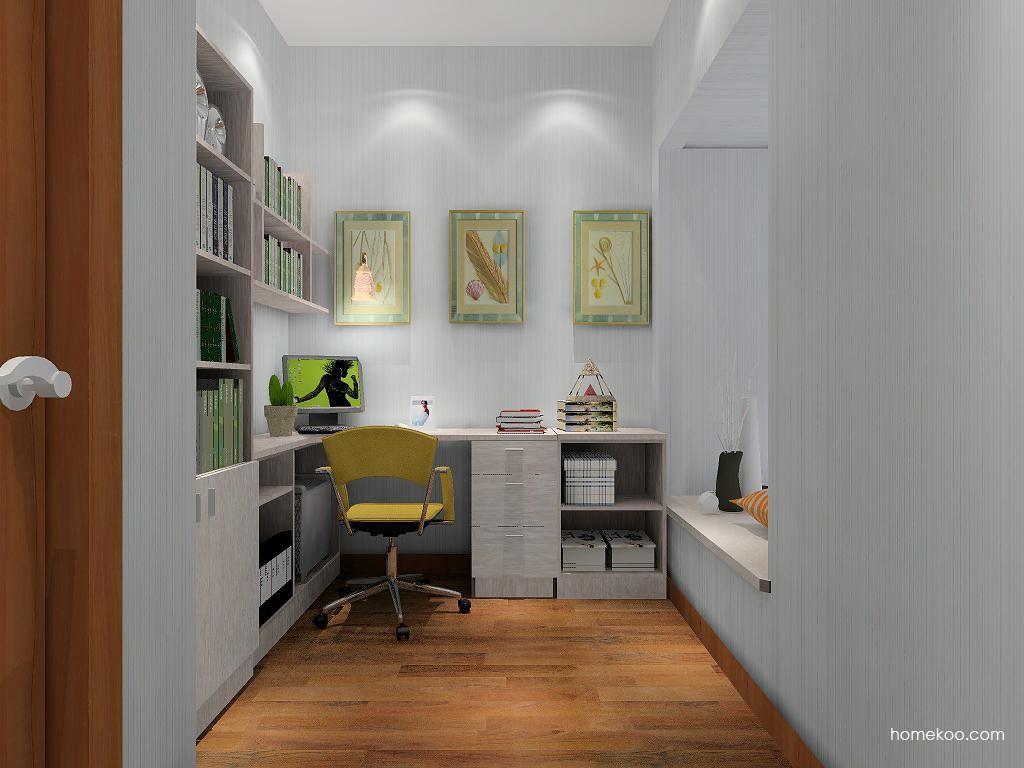 新实用主义书房家具C7902